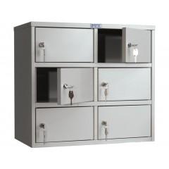 Индивилуальные шкафы кассира