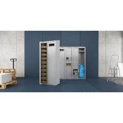 Шкафы для сервиса сменной одежды