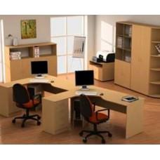 """Офисная мебель для персонала серии """"Классика"""""""