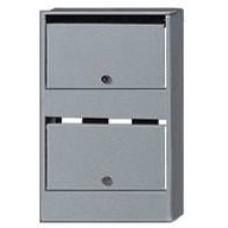 Металлический почтовый ящик ПС-412