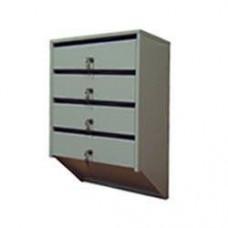 Металлический почтовый ящик ПЯ-414