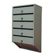 Металлический почтовый ящик ПЯ-415