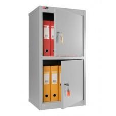 Шкаф офисный КД-112 (без полок) разборный
