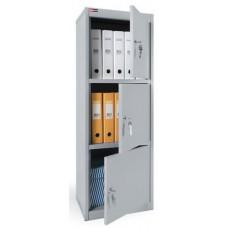 Шкаф офисный КД-113 (без полок) разборный