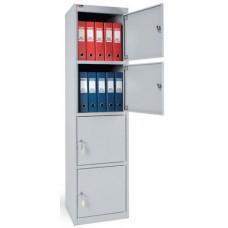 Шкаф офисный КД-114 (без полок) разборный