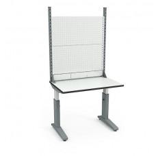 Стол монтажный СР-100-01 ESD + Экран ВС-100-02 ESD