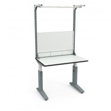 Стол монтажный СР-100-01 ESD + Экран ВС-100-03 ESD