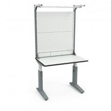 Стол монтажный СР-100-01 ESD + Экран ВС-100-04 ESD
