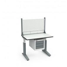 Стол монтажный СР-100-02 ESD + Экран ВС-100-Э1 ESD