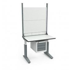 Стол монтажный СР-100-02 ESD + Экран ВС-100-Э2 ESD