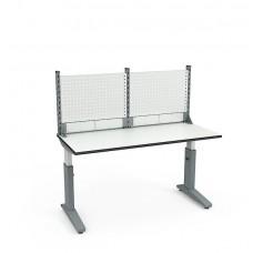 Стол монтажный СР-150-01 ESD + Экран ВС-150-Э1 ESD