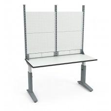 Стол монтажный СР-150-01 ESD + Экран ВС-150-Э2 ESD