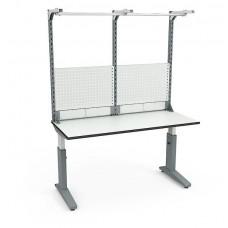 Стол монтажный СР-150-01 ESD + Экран ВС-150-Э3 ESD