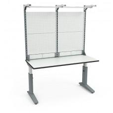 Стол монтажный СР-150-01 ESD + Экран ВС-150-Э4 ESD