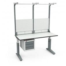 Стол монтажный СР-150-02 + Экран ВС-150-Э2