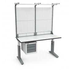 Стол монтажный СР-150-02 + Экран ВС-150-Э3
