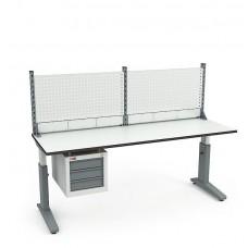 Стол монтажный СР-200-02 + Экран ВС-200-Э1