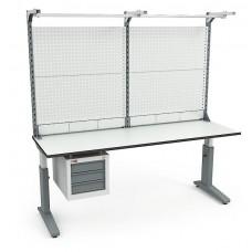 Стол монтажный СР-200-02 + Экран ВС-200-Э3