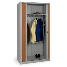Шкаф гардеробный с дверьми-жалюзи КД-144К